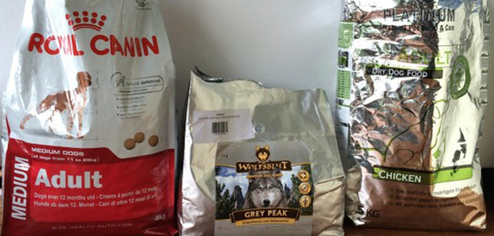 WOLFSBLUT, ROYAL CANIN + PLATINUM: Test der Premium Hundefutter Marken