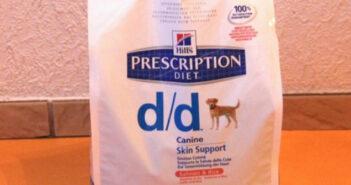 Hill's Prescription Diet Canine d/d Lachs & Reis im Test. Erfahrungen und Bewertungen.