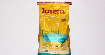 Josera Festival Trockenfutter mit Lachs im Test: Erfahrungen, Zusammensetzung, Inhaltsstoffe und Preis