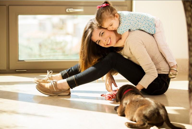 Der Labrador liebt das enge Zusammenleben mit dem Menschen und fördert die Harmonie seiner Familie. (#3)