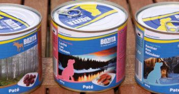 BOZITA: schwedisches Nassfutter für Hunde im Praxistest