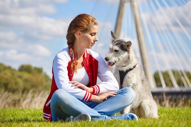 Der Hund wird nicht umsonst als der beste Freund des Menschen bezeichnet.