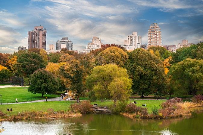Der Conservatory Garden ist Teil des Central Parks, verdient aber auf jeden Fall eine eigene Erwähnung. (#03)