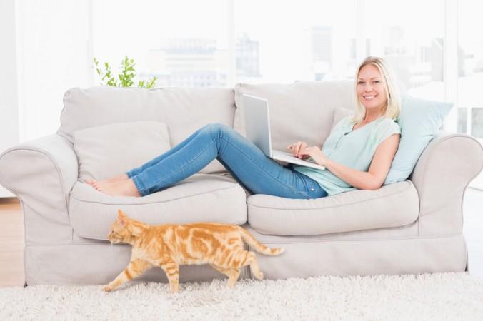 Der Vorteil von Online Shops mit Heimtierbedarf: man kann ganz bequem vom Sofa aus einkaufen und sprat eine Menge Zeit. (#1)