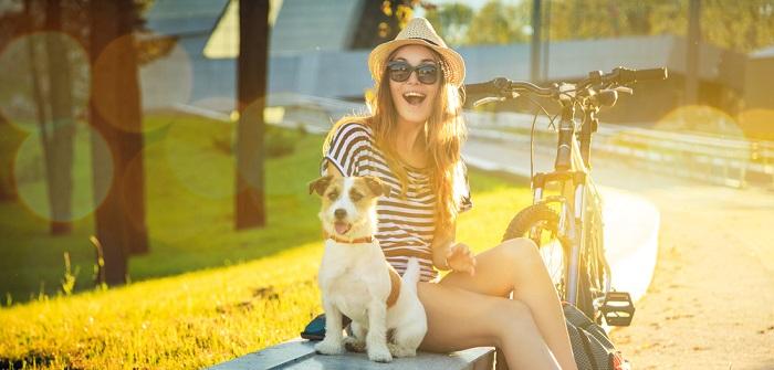 Mit dem Hund den Sommer genießen - die besten Tipps