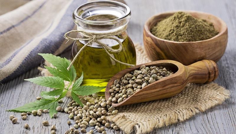 Hanföl hat einen hohen Anteil an ungesättigten Fettsäuren, dieser liegt bei mehr als 80 Prozent. (#01)