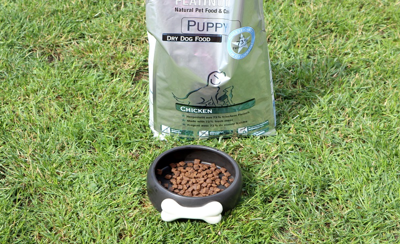Platinum Natural Pet Food & Care: Beste Erfahrungen mit dem Welpenfutter.