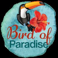 "Hundeeis selber machen Rezept #5: ""Bird of Paradise"""