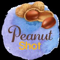 """Hundeeis selber machen Rezept #9: """"Peanut Shot"""""""