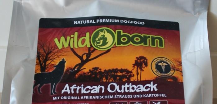 Wildborn Hundefutter 2020: African Outback im Test (Foto: Claudia Weigl)